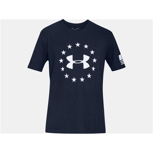 UA Freedom Logo T-Shirt