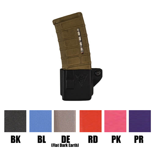.223/5.56 Belt Clip Owb Kydex Magazine Pouch