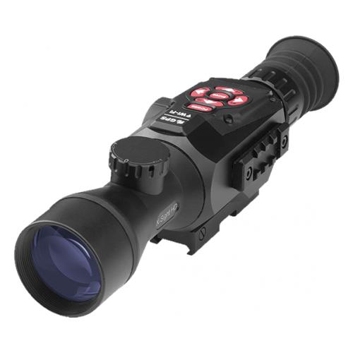 X-Sight II HD Rifle Scope
