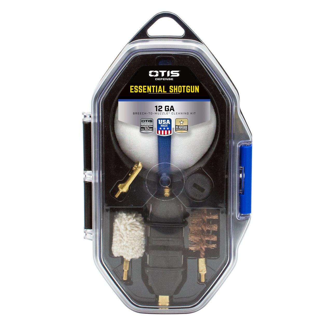 12 Ga. Essential Shotgun Cleaning Kit